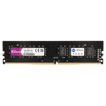 Memorias ram Kllisre ddr4, de 8 GB y 4 GB de 2133 MHz o 2400 MHz DIMM