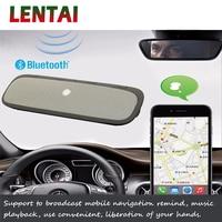LENTAI 1Set Bluetooth Car Kit Speakerphone Wireless Speaker Phone For Fiat Punto Volkswagen VW Polo Passat B7 B8 Golf 5 6 Tiguan