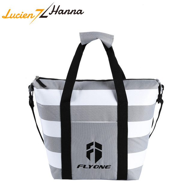 Large Capacity Bag Refrigerator Thermal Bolus Heat Cooler Women Ice Pack Freezer Bags For
