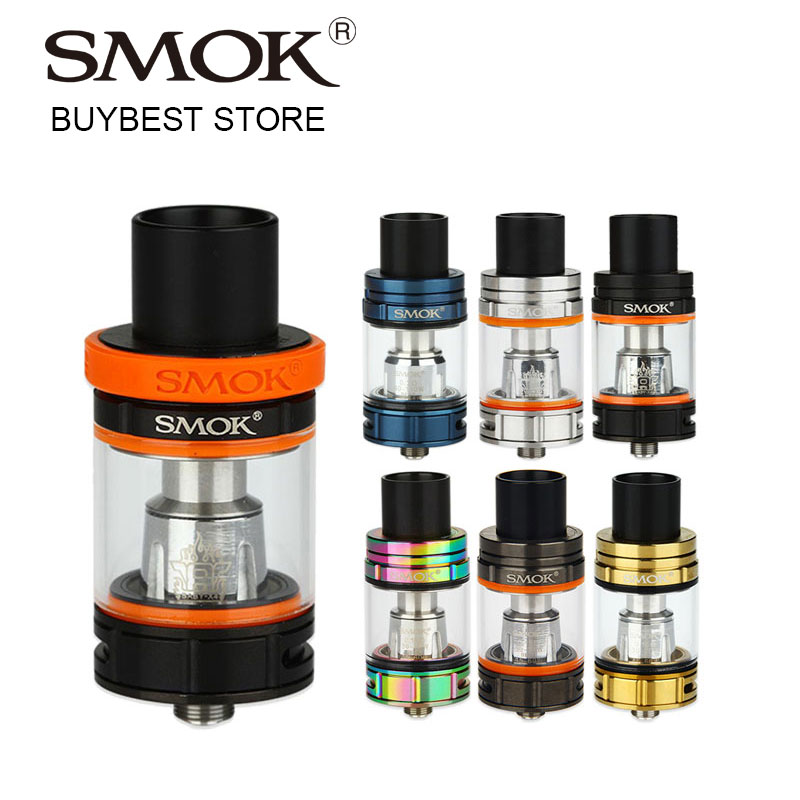 Authentic Smok TFV8 Big Baby Atomizer 5ml Top Fill TFV8 Big Baby Beast tartály SMOK G-priv 200W és Alien Box Mod cigaretta