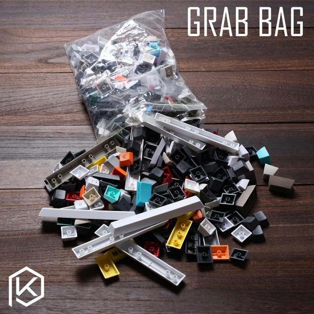 grab bag all random about 600g one pack oem cherry dsa sa r1 r2 r3 r4 profile laser etched dye sub dip dye tech random package