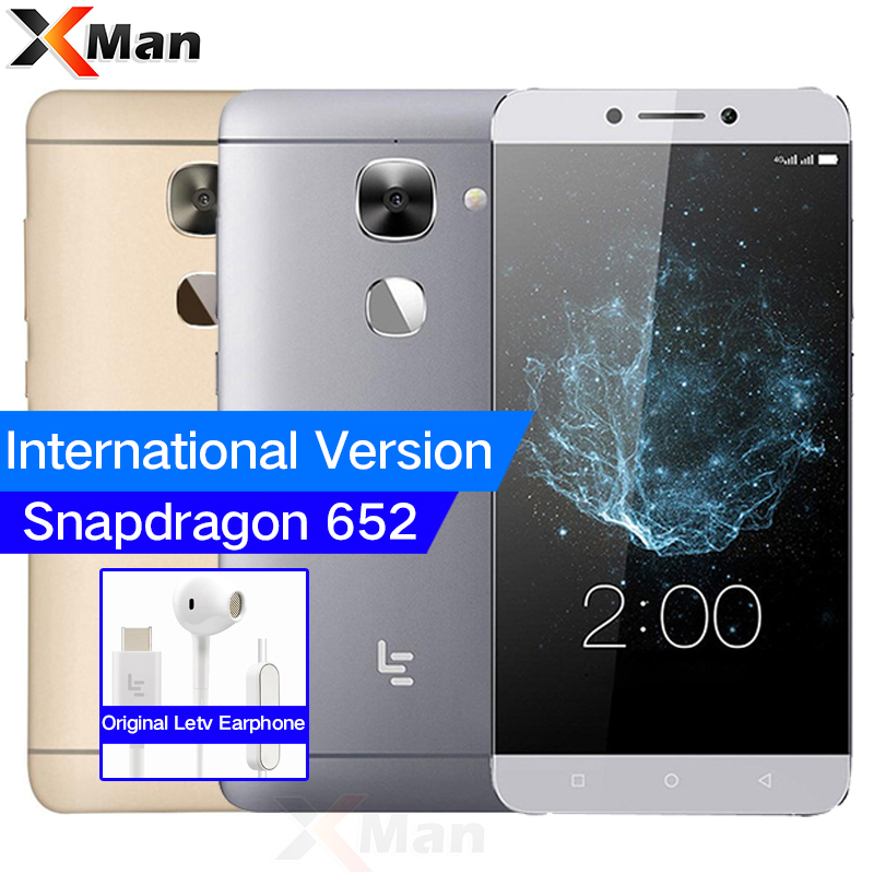 Original Global Version LeEco LeTV Le S3 X522 3GB RAM 32GB ROM 5.5