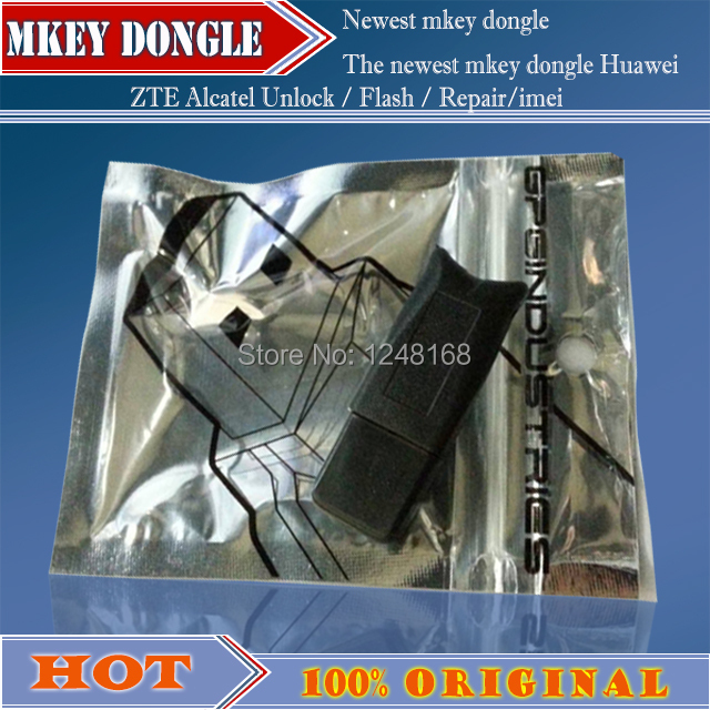The newest mkey dongle Huawei ZTE Alcatel Unlock / Flash / Repair/imei