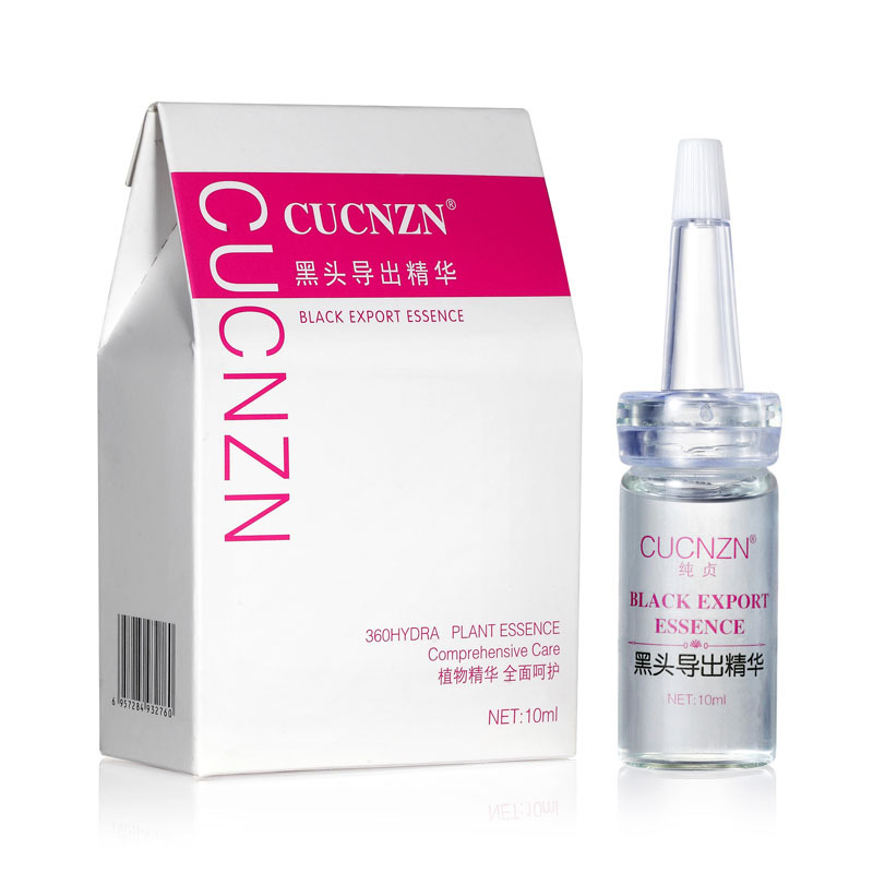 Blackhead Export Essence Removing Blackhead Anti Acne Oil Control Shrink Pores Face Care Liquid