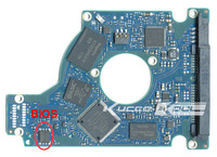 Hard Drive Parts PCB Board Printed Circuit Board 100657576 For Seagate 2 5 SATA Hdd Data