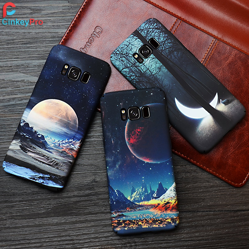 Ultra Thin Month Case for Samsung Galaxy S7 S8 S9 Plus edge Cute Back Cover Mobile Phone Cases Fitted Half Wrapped -in Half-wrapped Case from Cellphones & Telecommunications on Aliexpress.com | Alibaba Group