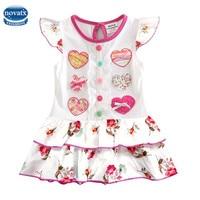 Baby Girl Dress 2015 Girl Summer Party Princess Dress Nova Kids Girl Clothes Fashion Children