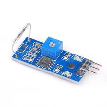 5PCS Reed Sensor Module Magnetron Module Reed Switch MagSwitch For Arduino Brand New