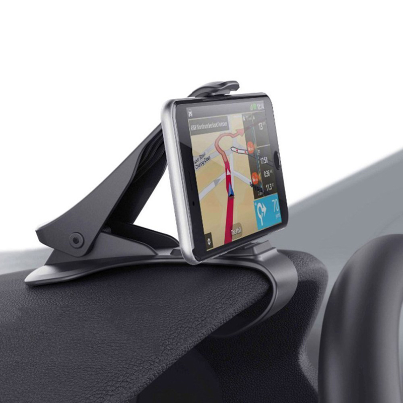 DOTAATDW Phone Holder Car Phone Mount For <font><b>Lada</b></font> Granta Vaz Kalina Priora Niva Samara 2 2110 Largus 2109 <font><b>2107</b></font> 2106 4x4 2114 2112 image