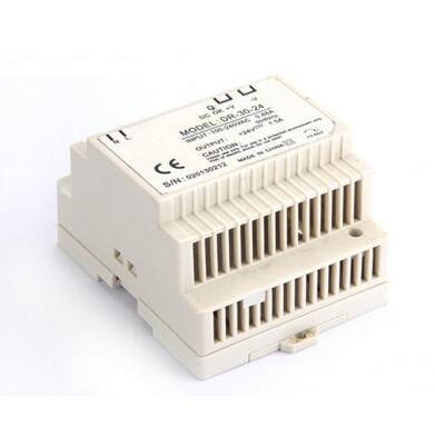 Din rail Single Output Switching power supply DR-30-24 30W 24V 1.5A ac dc converter petmax миска цветной металл с полосками 470мл