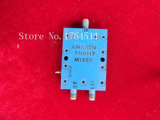 [BELLA] Import ANAREN 7D0117 SMA RF Coaxial High Frequency Mixer