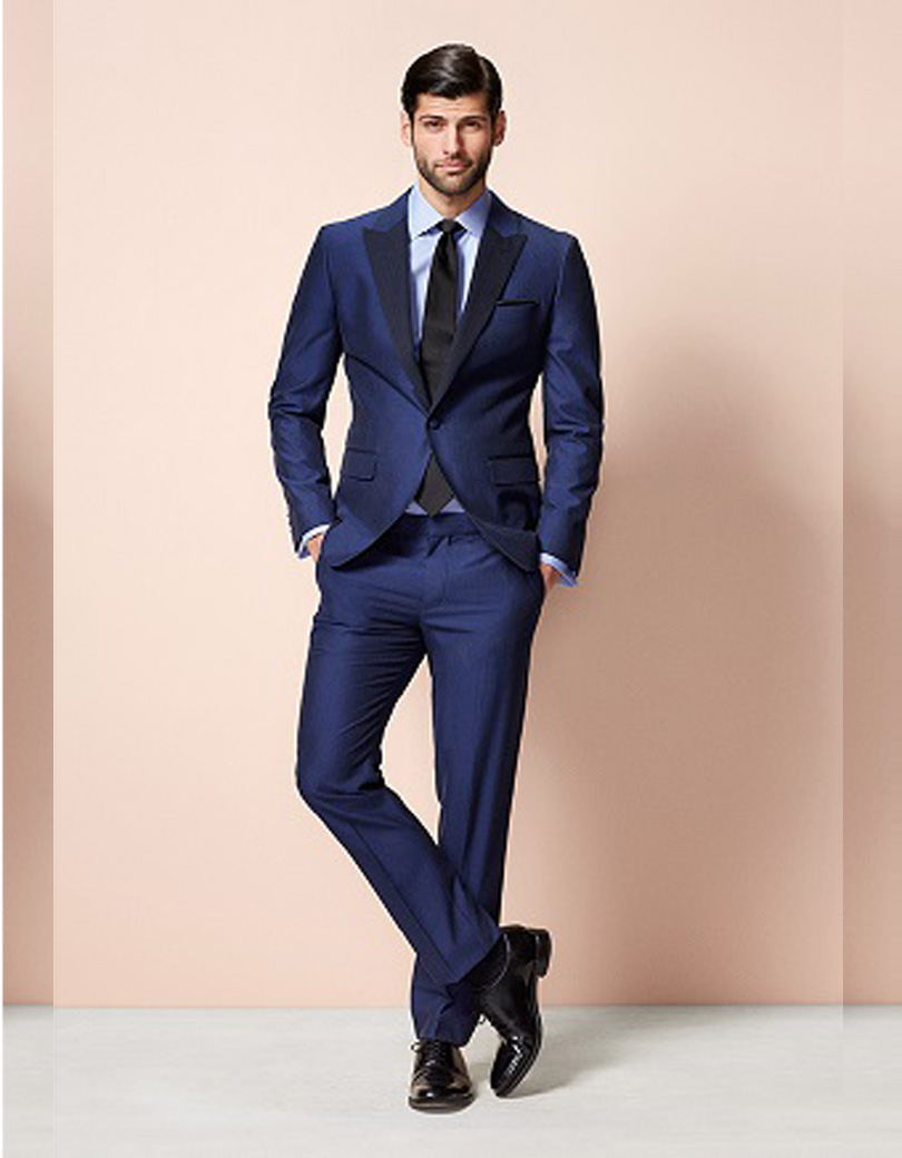 Compare Prices on Navy Skinny Suits- Online Shopping/Buy Low Price ...
