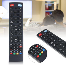 Mayitr 1pc Universal Black TV Remote Control Pro Replacement Remotes for Blaupunkt LED LCD 3D