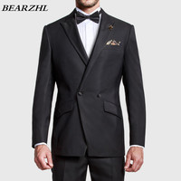 mens stage jackets for wedding tuxedo double breasted suit 2017 tailormade suits for groom wear