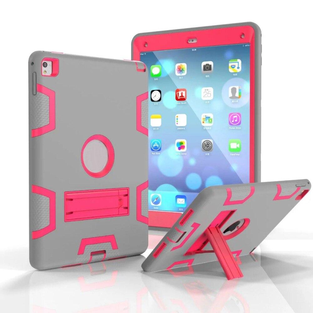 Za iPad Air 2 etui ipad air 2 čehol Za iPad Air 2 funda zaščitna - Dodatki za tablične računalnike - Fotografija 2