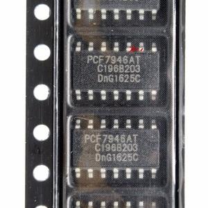 Image 1 - Free shipping.50PCS PCF7946 PCF7946AT original  SOP14 car remote control key board vulnerable chip