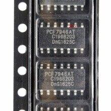 Shipping.50PCS miễn phí PCF7946 PCF7946AT SOP14 gốc xe điều khiển từ xa bàn phím dễ bị tổn thương chip