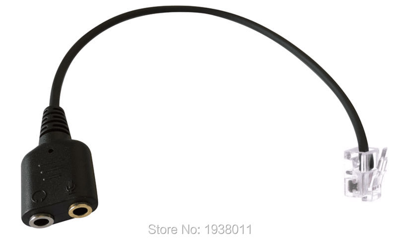 headset buddy adapter pc headset to cisco phone adapter. Black Bedroom Furniture Sets. Home Design Ideas