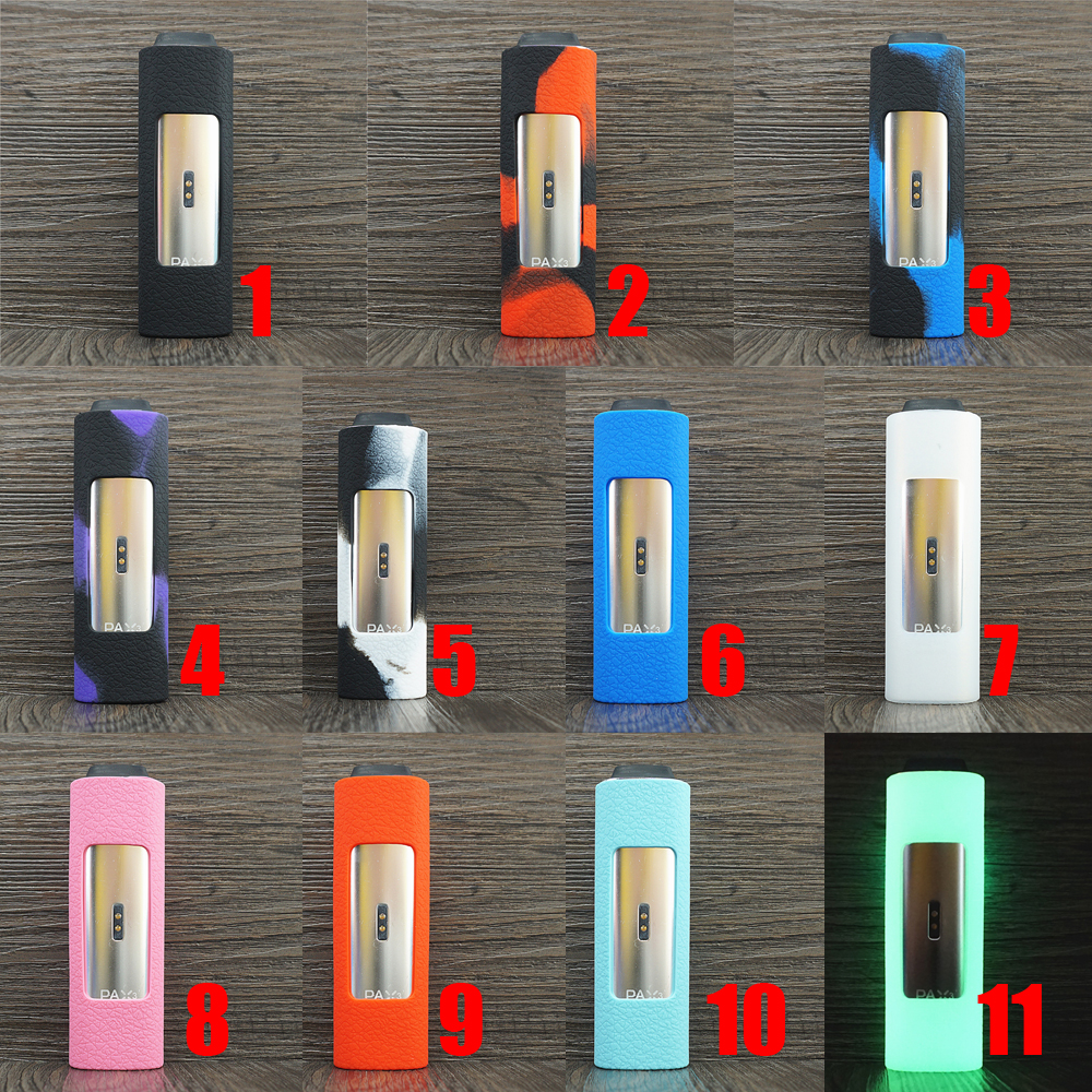 Texture Case for Pax 2 or Pax 3 Protective Silicone Rubber Sleeve Cover  Shield Wrap