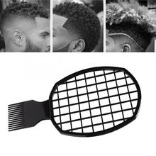 Hairdressing-Tool Curly-Hair-Comb Barber Hot-Brush Wave Professional Salon African Twist