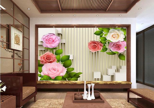 Personnaliser d papiers peints décor à la maison salon chambre
