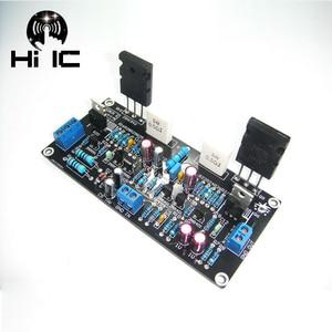Image 3 - Placa amplificadora de classe a, conjunto diy/acabado, 1 peça, referência, fidelidade musical a1, classe a, componentes discretos, 20w placa de placa