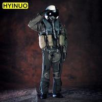 1/6 Scale VH1049 Special Forces Pilot Male Clothes Men 101st Combat Attack Squadron Clothing Set F 12 Action Figure Male Body