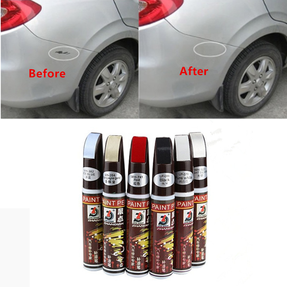 1 PCS Car Auto Coat Scratch Clear Repair Paint Pen Touch Up Waterproof Remover Applicator Practical Tool