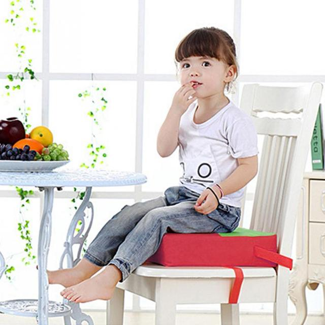 2016 Baby High Chair Children Lovely Soft Dining Chair Cushion Increased Female Models Oxford Adjustable Length