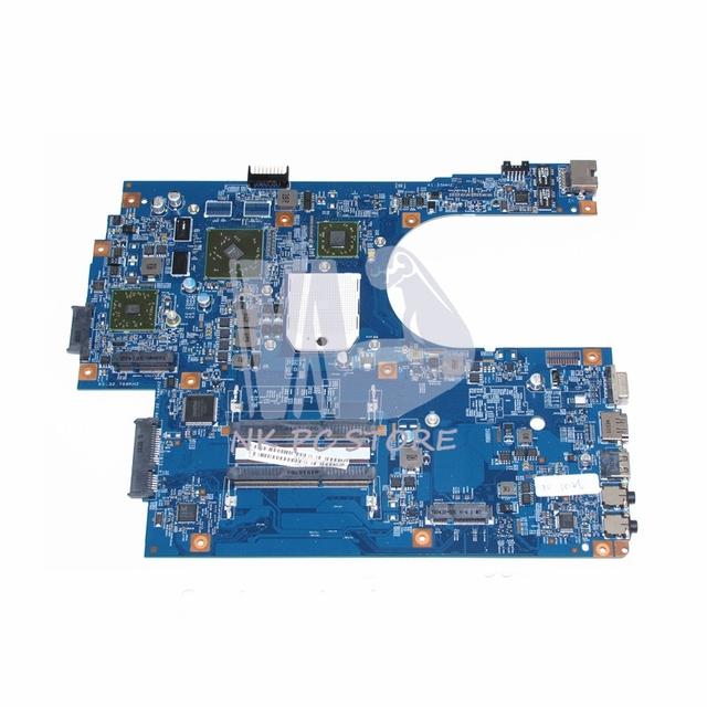 Mbpt801001 mb. pt801.001 para acer aspire 7551 7551g laptop motherboard 48.4hp01.011 zócalo s1 ddr3 hd 5470 cpu libre