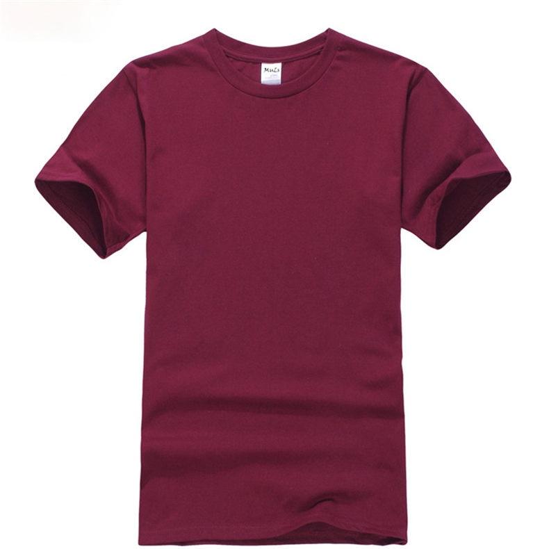 17Colors T shirts Men Women Summer Mens Clothing Premium Cotton Casual Basic Short Sleeve Tees Tops O-Neck US EU Size XS-3XL-14