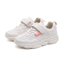 COMFY KIDS Artificial Leather Boys And Girls Sneakers Shoes For Kids TPR Sole  Comfortable Sports Childrens girs