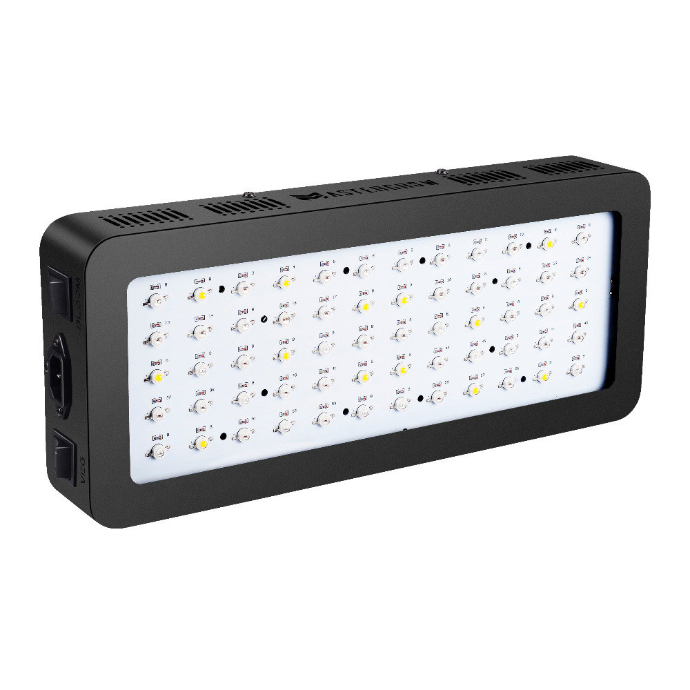 Image 3 - Double Switch 600W 900W 1200W Full Spectrum LED grow light with Veg/Bloom modes for Indoor Greenhouse grow tent plants grow led-in LED Grow Lights from Lights & Lighting