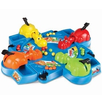 Eltern-kind-interaktion Spielzeug Fütterung Hippo Swallow Perlen Tabelle Spiel Hungrig Hippo Kind Pädagogisches Spielzeug Geschenk Für Kinder