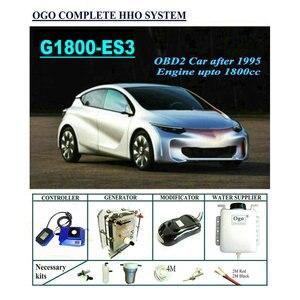 Image 1 - OGO Complete HHO system G1800 ES3 Smart PWM CHIP UPTO 1800CC