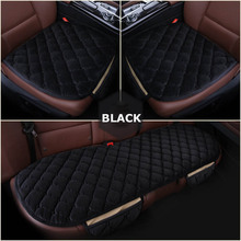 KKYSYELVA Car Seat Cover Universal Auto Front Back Seat Cushion Covers Car Chair Mat Pad Interior Accessories car styling elastic polyester car seat covers front back seat cushion cover auto chair universal fit interior accessories