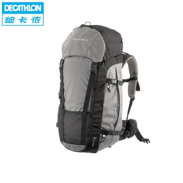 decathlon voyage ext rieure de 70 pi tonnisme randonn e sac dos quechua 70l dans sacs dos de. Black Bedroom Furniture Sets. Home Design Ideas