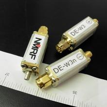 Free shipping DE-W3n Broadband microwave coaxial RF detector, 0.01~3GHz (9GHz) negative polarity SMA interface mini circuits zx05 c42lh s 1000 4200mhz rf microwave mixer sma