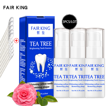 3PCS Teeth Whitening Essence Powder Oral Hygiene Cleaning Serum Removes Plaque Stains Tooth Bleaching Dental Tool Toothpaste Teeth Whitening