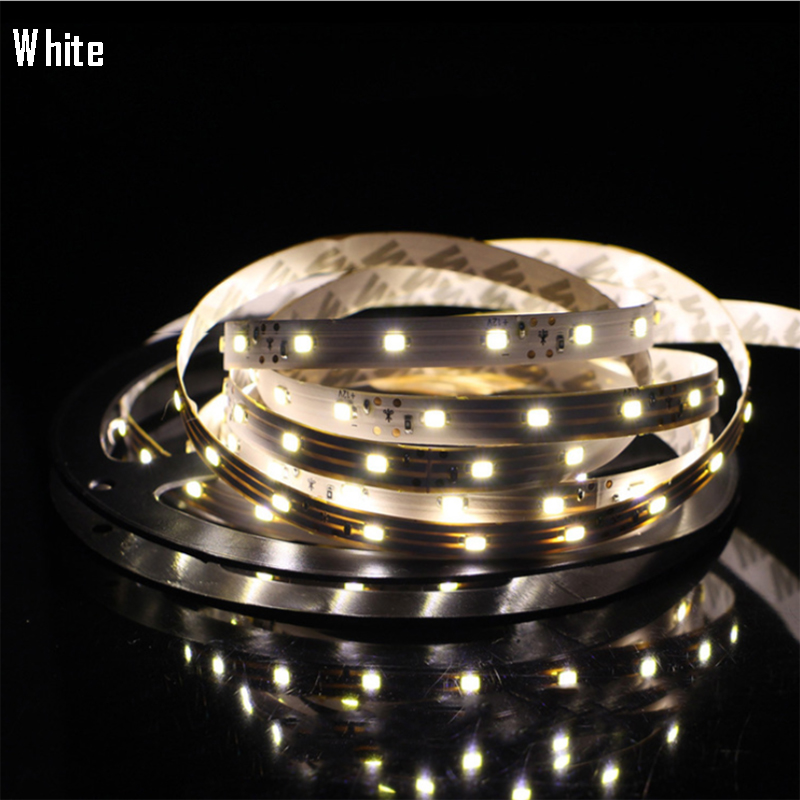2835 LED strip LED Tape 60LEDs/M IP20 non-wateproof/IP65 waterproof version White/Warm w ...