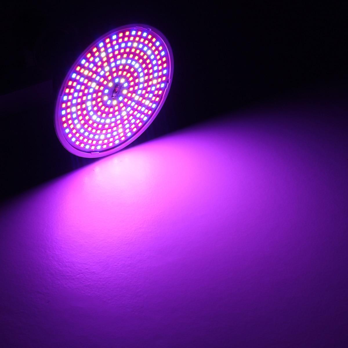 E27 30 watt LED Wachsen Licht Gesamte Spektrum SMD2835 Anlage Lampe Set für Blume Samen Gewächshaus AC85-265V