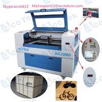 AKJ6090 (option)100w laser cutter/engraving machine laser wood
