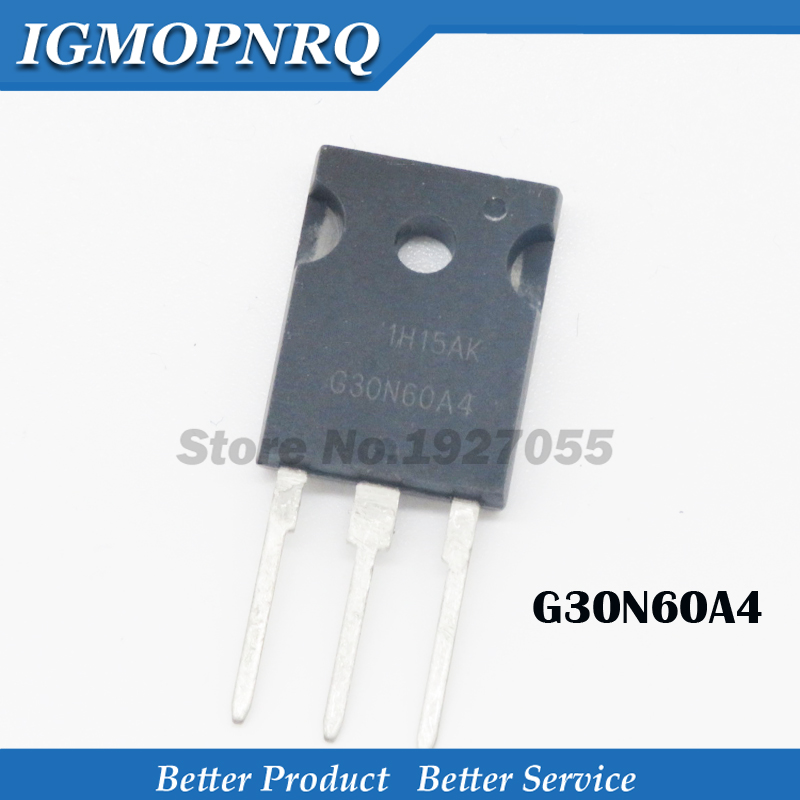 5pcs/lot G30N60A4 HGTG30N60A4 TO-247 30N60A4 TO-3P  NEW  Original