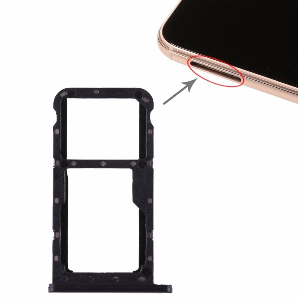 Huawei P20 Lite Sim Karte.Us 1 8 17 Off Ipartsbuy Sim Card Tray Sim Card Tray Micro Sd Card For Huawei P20 Lite Nova 3e In Sim Card Adapters From Cellphones