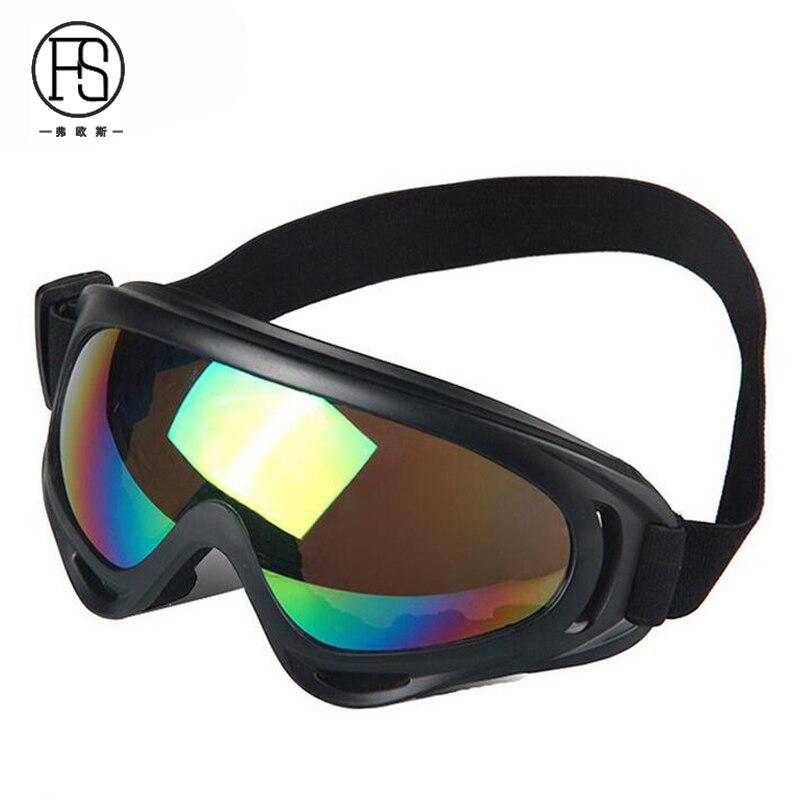 1 шт. X400 Спорт на открытом воздухе UV400 Очки Для мужчин лыжные очки Велоспорт мотоцикл ветрозащитный Солнцезащитные очки для женщин