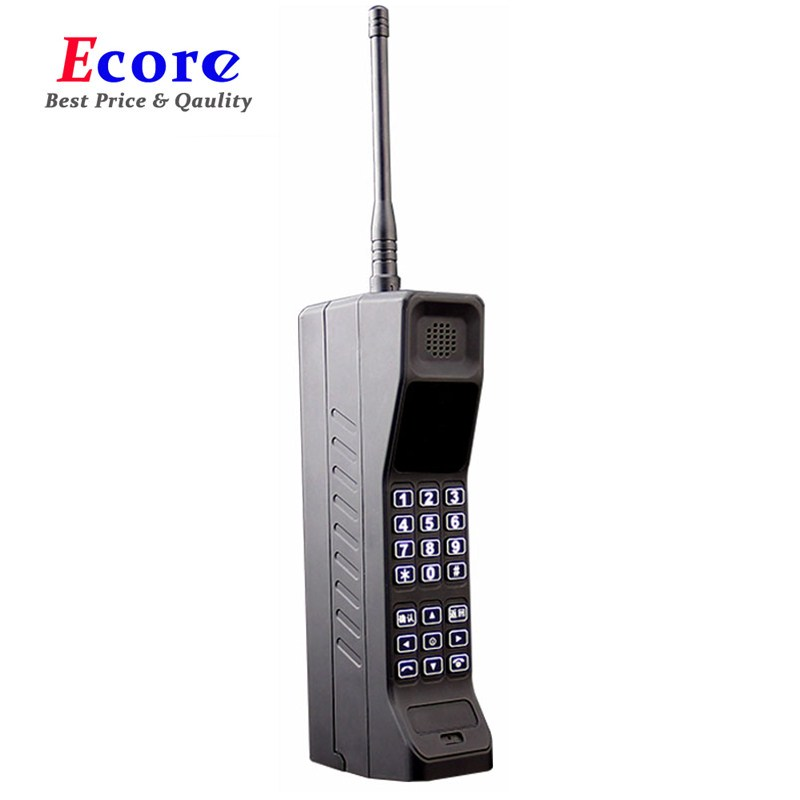 Adroit Retro Style Gsm Mobile Phone X18 Antenna Good Signal Power Bank Extroverted Fm Bluetooth Flashlight Gprs Telephone Numerous In Variety
