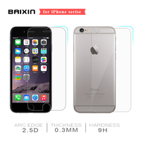 9H Front+Back Screen Protector for iPhone 7 6 5s 5c SE 4s 4 6 s plus Tempered Glass for iPhone 6 6s 7 plus Protective Glass Film