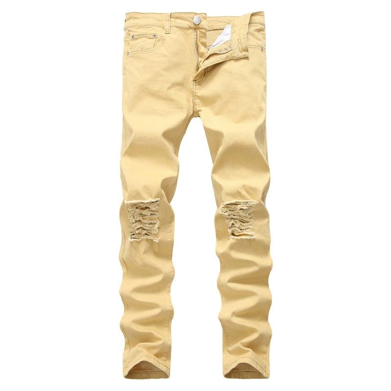 khaki skinny jeans men - Popular Khaki Skinny Jeans Men-Buy Cheap Khaki Skinny Jeans Men