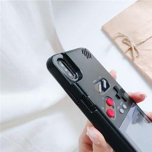 Image 5 - Чехол для телефона с цветным дисплеем и 36 классическими играми для iPhone 11 Pro X XS Max XR 6S 6 7 8 Plus, мягкий силиконовый чехол из ТПУ с консолью Game boy