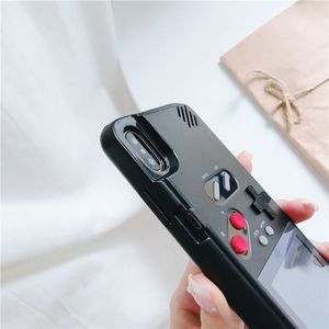 Image 5 - Color Display 36 Classic Game Phone Case For iPhone 11 Pro X XS Max XR 6S 6 7 8 Plus Console Game boy Soft TPU Silicone Cover